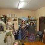 Инсценирование сказки в Суроватихинской сельской библиотеке