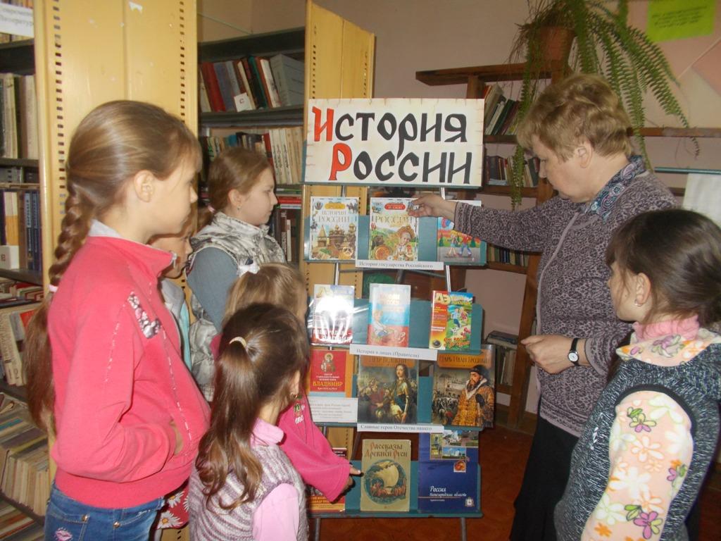 На выставке в Помринской сельской библиотеке