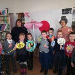 фотосессия Искусство объединяет в Нижегородской библиотеке